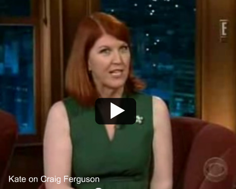 Kate on Craig Ferguson